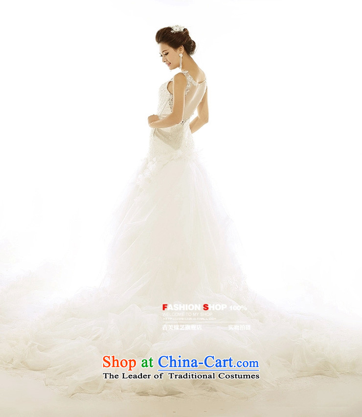 Pre-sale - wedding dresses Kyrgyz-american married arts new 2015 lace high-end trailing 7312 Korean brides wedding version A XXL picture, prices, brand platters! The elections are supplied in the national character of distribution, so action, buy now enjoy more preferential! As soon as possible.