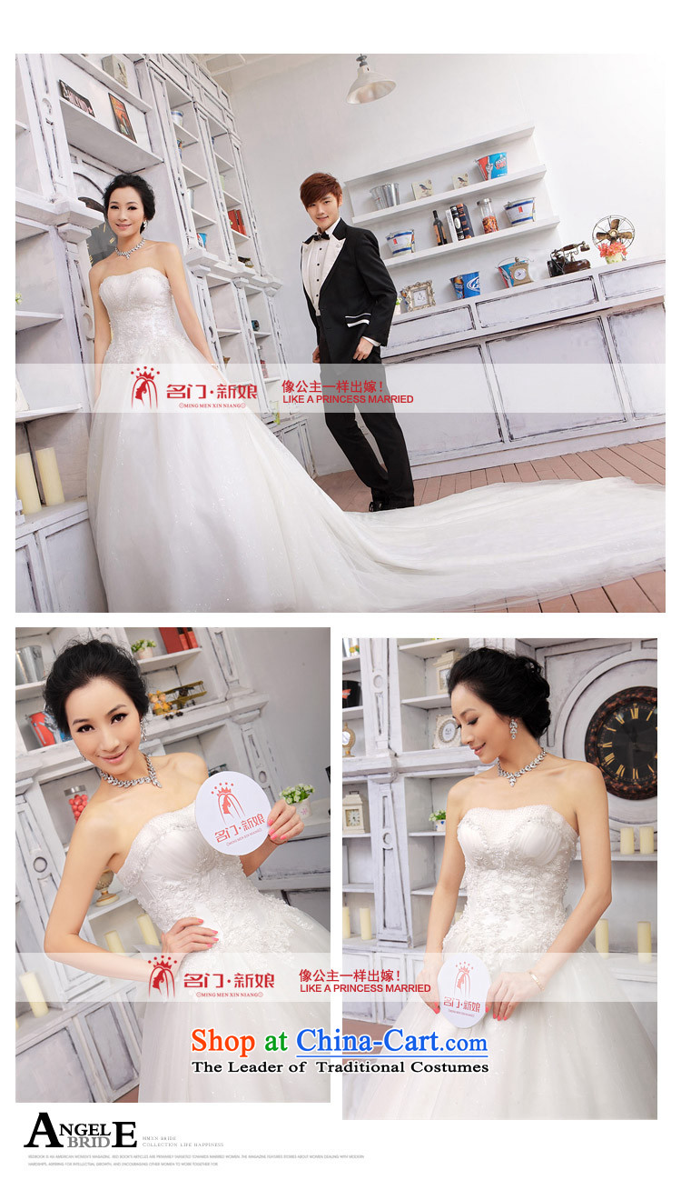 A bride wedding dresses bon bon princess wedding tail anointed chest wedding sweet wedding 845 tail L picture, prices, brand platters! The elections are supplied in the national character of distribution, so action, buy now enjoy more preferential! As soon as possible.