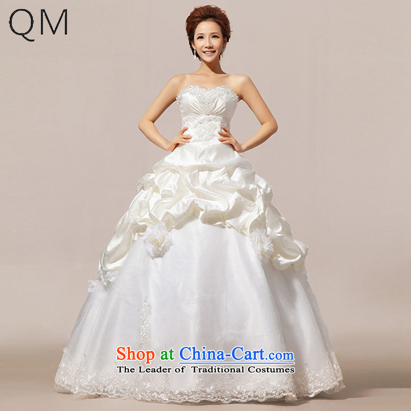 The end of the light (QM) Wedding Wedding Korean Princess�vera wang�style wedding�CTX HS20�m White�L