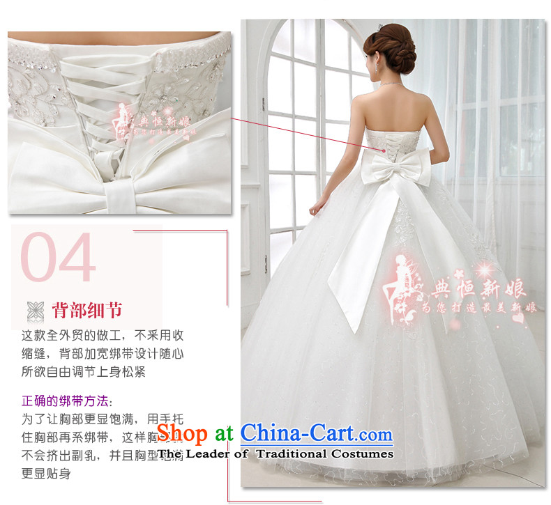Noritsune bride2014 new wedding dresses winter anointed chest wedding Top Loin lace video thin stylish wedding pregnant women wedding tail wedding tailored WhiteM picture, prices, brand platters! The elections are supplied in the national character of distribution, so action, buy now enjoy more preferential! As soon as possible.