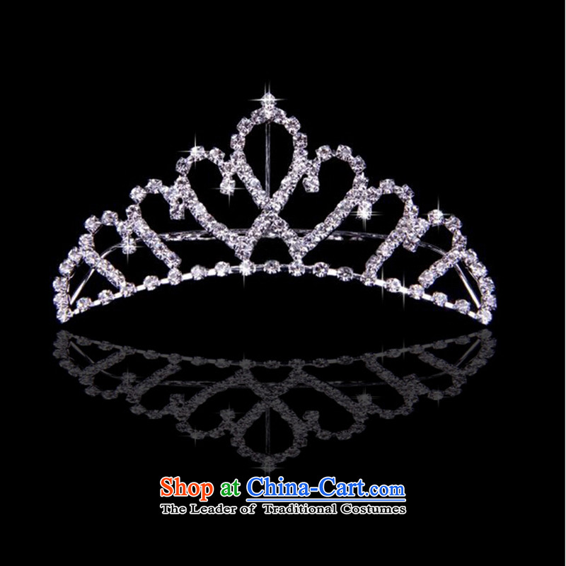 In?2015, Friends bride wedding dresses accessories bride crown necklace earrings five piece wedding dresses accessories crown