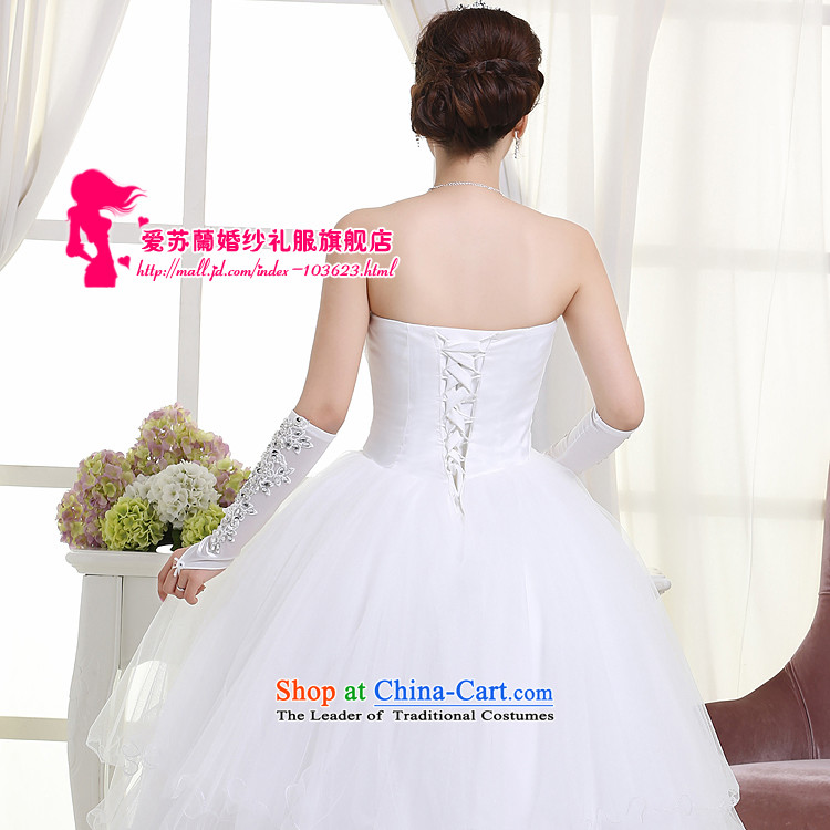 The new bride wedding wedding dresses marriage wedding dresses princess wedding dresses White XXL picture, prices, brand platters! The elections are supplied in the national character of distribution, so action, buy now enjoy more preferential! As soon as possible.