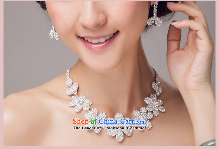 The Friends of the bride wedding dresses accessories Korean Head Ornaments Crown necklace earrings three piece high water drilling head-dress ornaments picture, prices, brand platters! The elections are supplied in the national character of distribution, so action, buy now enjoy more preferential! As soon as possible.