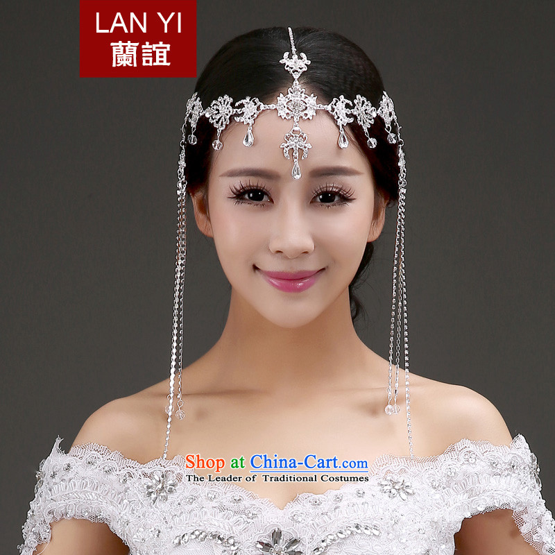 The Friends of the bride wedding dresses accessories Bohemia brides of ornaments bride water drilling head ornaments brides crown jewelry quality assurance
