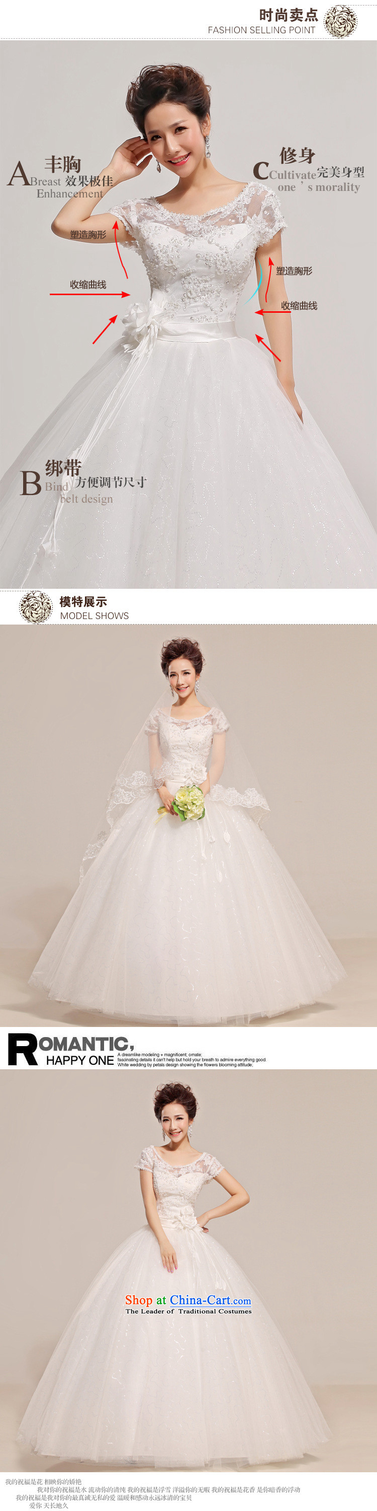 2015 new lace a field tent skirt the floral decorations shoulder wedding dresses HS315 WhiteXL Photo, prices, brand platters! The elections are supplied in the national character of distribution, so action, buy now enjoy more preferential! As soon as possible.