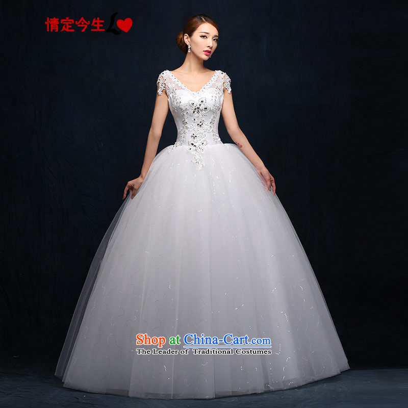 Maximum number of this life wedding word to align the shoulder of Princess lace bon bon skirt straps graphics thin pregnant women tailored good fun gift tailor-made exclusively Concept White