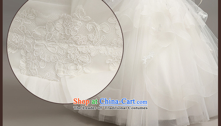 The talks with the new 2015 stylish wedding Korean wiping the chest to align graphics thin wedding dresses marriages bon bon skirt wedding white  picture, prices, S brand platters! The elections are supplied in the national character of distribution, so action, buy now enjoy more preferential! As soon as possible.