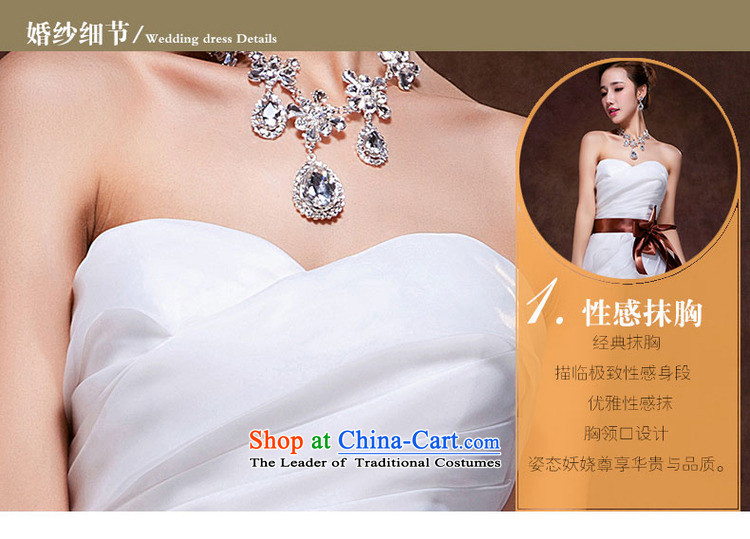 The 2015 autumn and winter Luang new wedding dresses Korean sweet ...