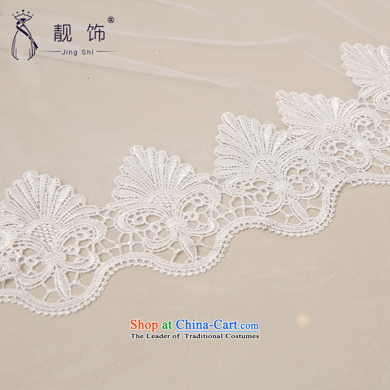 The new 2015 International Friendship marriages water-soluble lace flowers oversized ultra-long and legal long white) 080, talks trim (JINGSHI) , , , shopping on the Internet