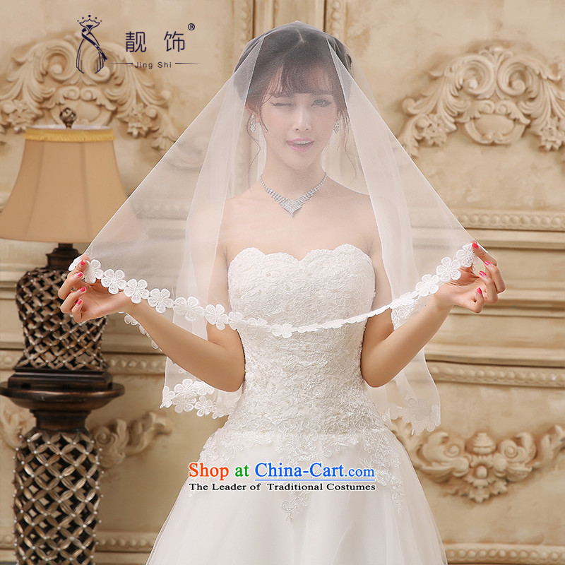 The new 2015 International Friendship water-soluble lace marriages and legal wedding accessories white yarn 077