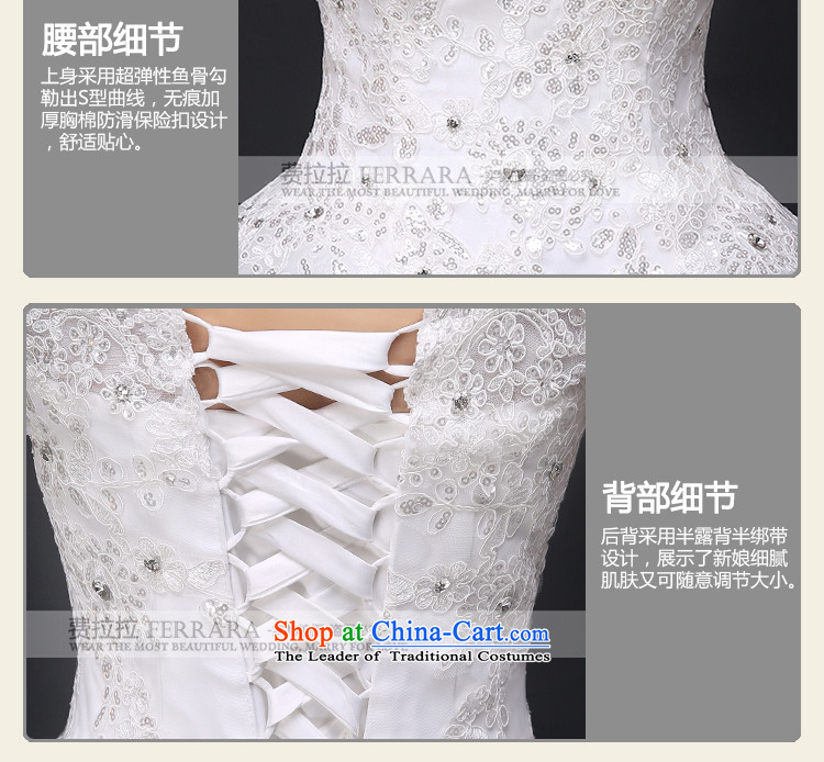 Ferrara in spring and summer 2015 new word elegant lace on-chip shoulder to align bon bon skirt wedding S(1 feet 9) Picture, prices, brand platters! The elections are supplied in the national character of distribution, so action, buy now enjoy more preferential! As soon as possible.
