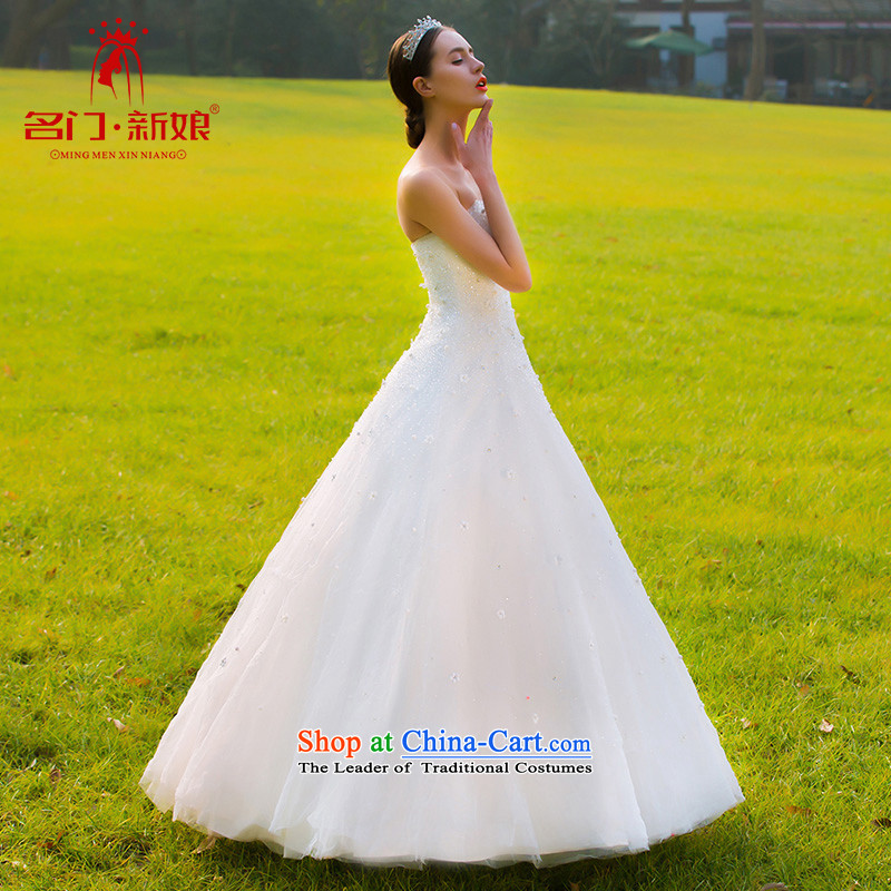 A聽new bride 2015 stylish and simple wedding flower anointed chest manually to wedding 567 M