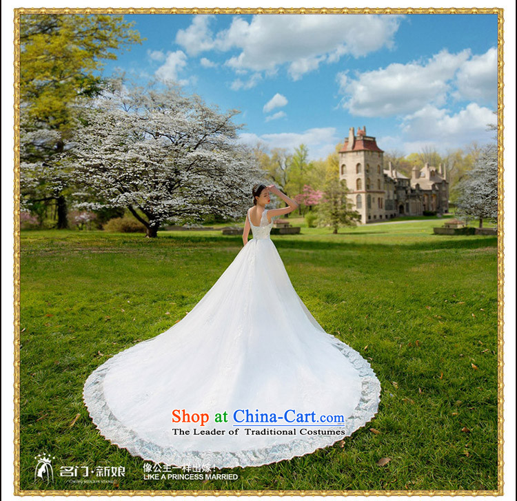 A bride wedding dresses 2015 new wedding shoulders back tail wedding lace wedding 889 S picture, prices, brand platters! The elections are supplied in the national character of distribution, so action, buy now enjoy more preferential! As soon as possible.