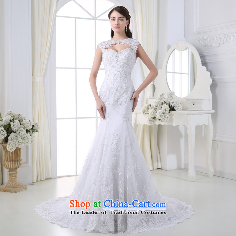 Custom dressilyme wedding shawl out by 2015 activities chest lace diamond wedding luxury zipper crowsfoot back tail bridal dresses ivory - no spot 25 day shipping?L