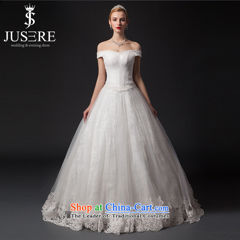 There is a pleasant setting population wedding dresses a field to align the shoulder of the Sau San lace petticoats White�6 yards