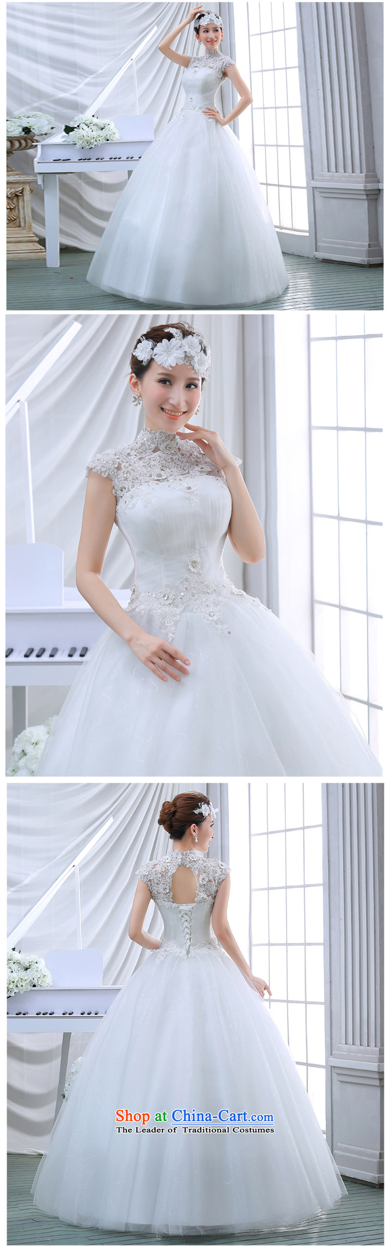 Diamond lace back Korean Princess Bride straps a field shoulder wedding dresses spring 2015 New White S picture, prices, brand platters! The elections are supplied in the national character of distribution, so action, buy now enjoy more preferential! As soon as possible.