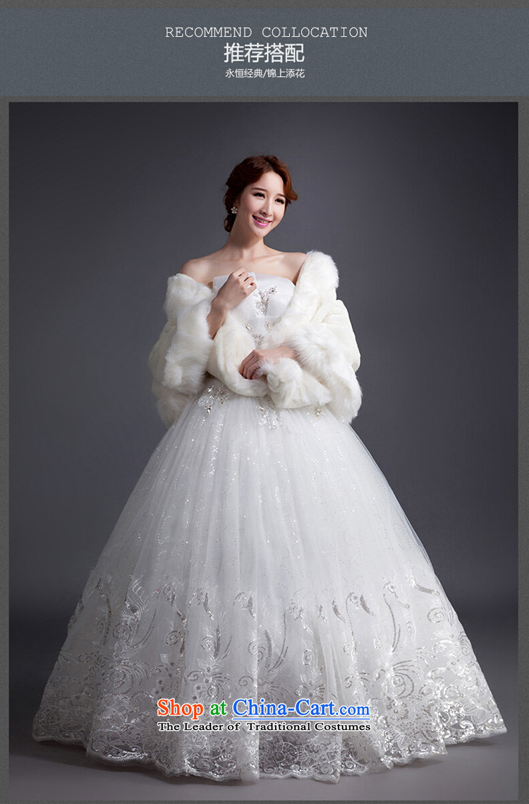 Ho full Chamber wedding dresses new 2015 drill stylish lace straps and align the bride to tailor your chest wedding white L picture, prices, brand platters! The elections are supplied in the national character of distribution, so action, buy now enjoy more preferential! As soon as possible.