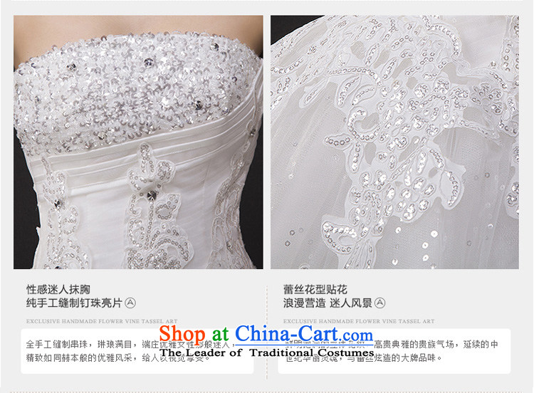 Wedding dresses new spring 2015 on-chip lace straps to align graphics Sau San thin bon bon skirt and white聽M chest marriage picture, prices, brand platters! The elections are supplied in the national character of distribution, so action, buy now enjoy more preferential! As soon as possible.