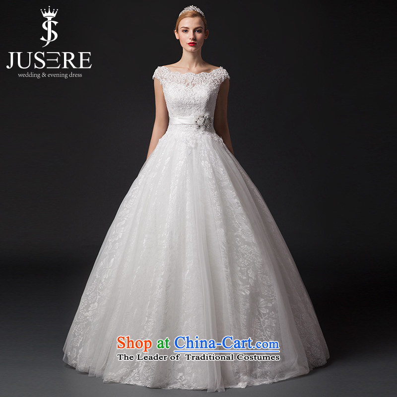 There is a need of the Lhoba nationality wedding dresses?2015 new word to align the shoulder lace Foutune of thin white?10 yards graphics