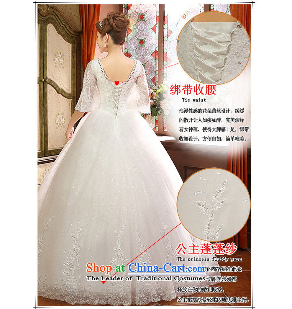 The factory outlets 2015 new 2 to align the shoulder wedding fashion bride V-Neck wedding minimalist horn cuff with video thin beauty of beautiful whiteL pictures, Yarn Price, brand platters! The elections are supplied in the national character of distribution, so action, buy now enjoy more preferential! As soon as possible.