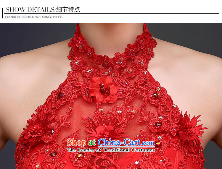 Each original Connie red wedding dresses spring 2015 Korean sexy sleeveless hang also marriages video thin princess bon bon skirt summer hunsha female red tailored does not allow for seven days, picture, prices, brand platters! The elections are supplied in the national character of distribution, so action, buy now enjoy more preferential! As soon as possible.