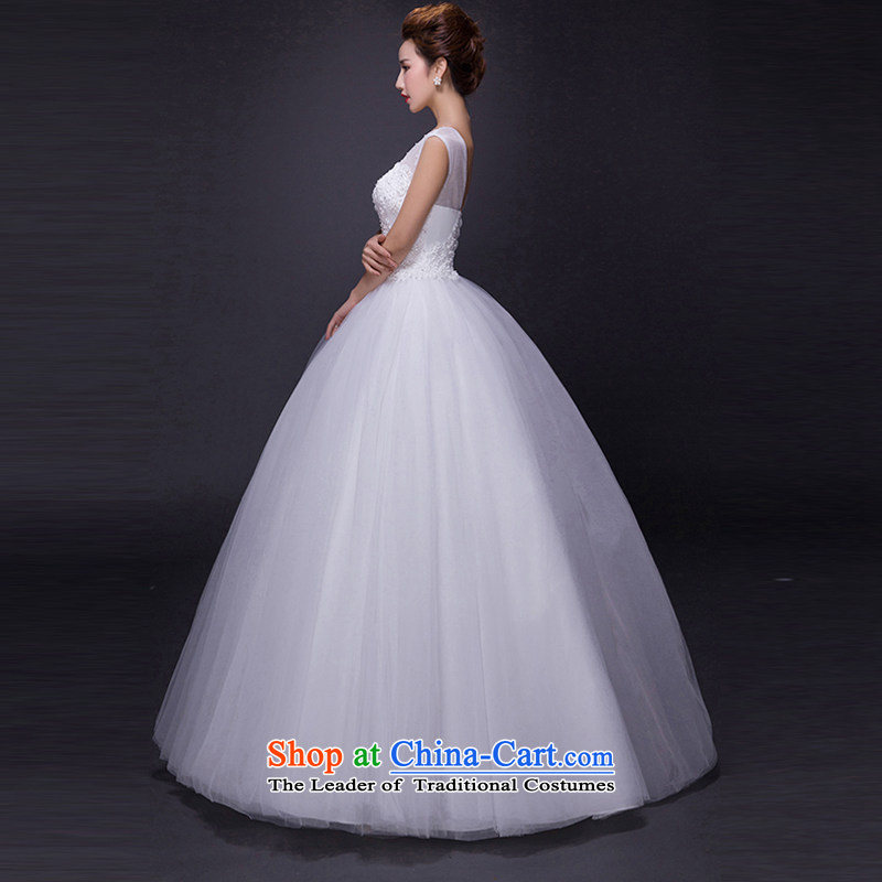 Hei Kaki wedding dresses聽2015 new autumn and winter noble retro collar lace bon bon petticoats align to bind with wedding JX22 ivory聽XS, Hei Kaki shopping on the Internet has been pressed.