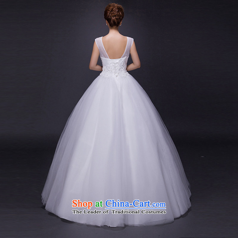 Hei Kaki wedding dresses 2015 new autumn and winter noble retro collar lace bon bon petticoats align to bind with wedding JX22 ivory XS, Hei Kaki shopping on the Internet has been pressed.