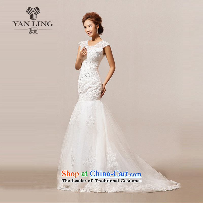 charlene choi ling 2015 new wedding tail winter wedding