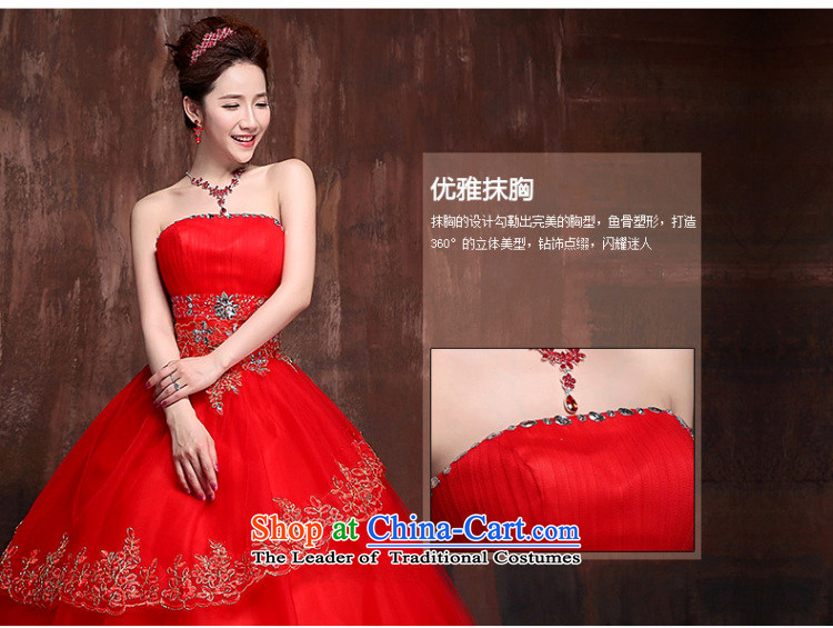 Charlene Choi Ling 2015 new Korean stars with Korean sweet flowers marriages wedding dresses聽J0013 M picture, prices, brand platters! The elections are supplied in the national character of distribution, so action, buy now enjoy more preferential! As soon as possible.
