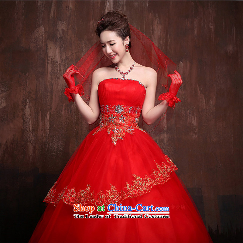 Charlene Choi Ling 2015 new Korean stars with Korean sweet flowers marriages wedding dresses?J0013 M