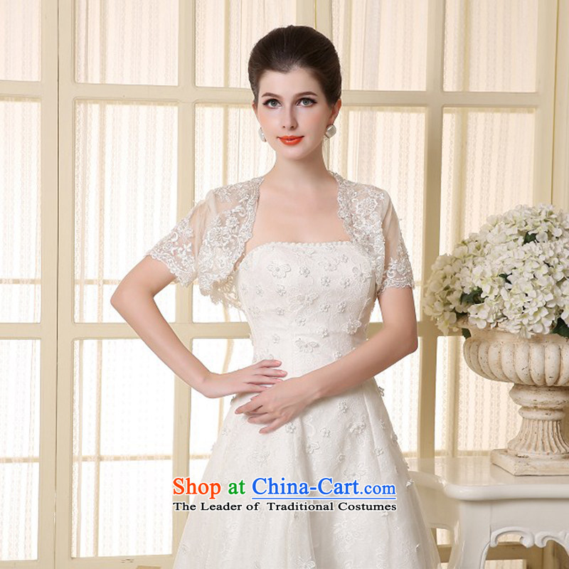 2015 new white Korean lace shawl cloak marriages lace Red Grand Prix yarn wedding shawl White