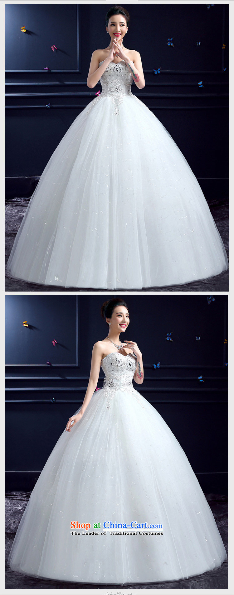Enchanting Traditional Korean Wedding Dress Ornament - All Wedding ...