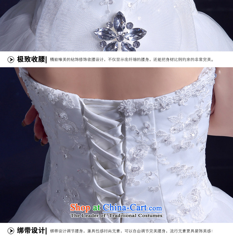The privilege of serving the bride-leung wedding dresses 2015 New Sau San Bow Tie diamond bon bon yarn princess skirt to skirt White XL Snap a picture, prices, brand platters! The elections are supplied in the national character of distribution, so action, buy now enjoy more preferential! As soon as possible.