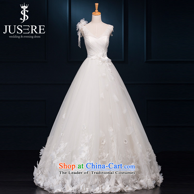 Recalling that the�year 2015 is set by the new wedding dresses to align the shoulder princess petticoats white tailored
