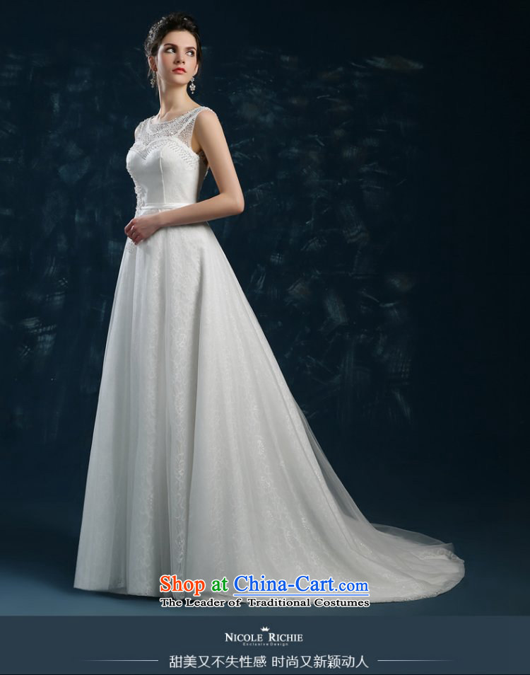 Wedding dress 2015 new autumn and winter stylish lace shoulders bride wedding back strap small tail Sau San wedding female white XL( Picture Quality Assurance), prices, brand platters! The elections are supplied in the national character of distribution, so action, buy now enjoy more preferential! As soon as possible.