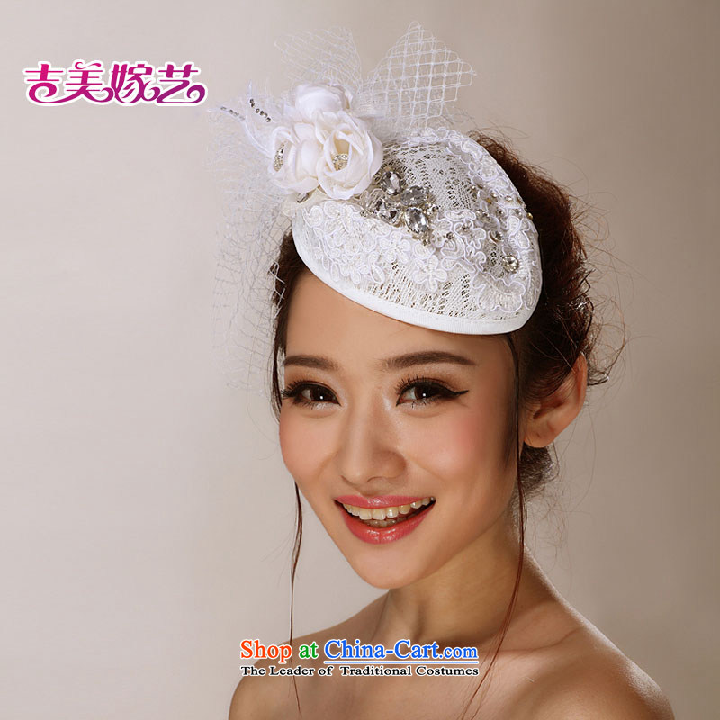 Wedding dress Kyrgyz-american married new accessories arts 2015 Korean head flower TH2061 Floral Hairpiece White
