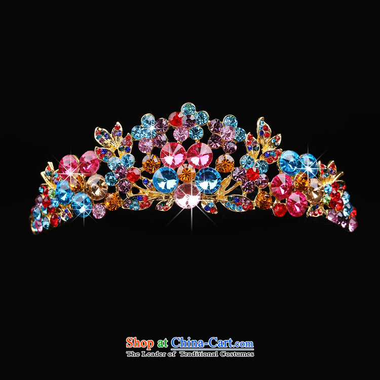 The Syrian brides head-dress moments of international crown necklace earrings kit 3 color large drill Jewelry marry hair decorations wedding accessories accessories Gift Box 3-piece set picture, prices, brand platters! The elections are supplied in the national character of distribution, so action, buy now enjoy more preferential! As soon as possible.