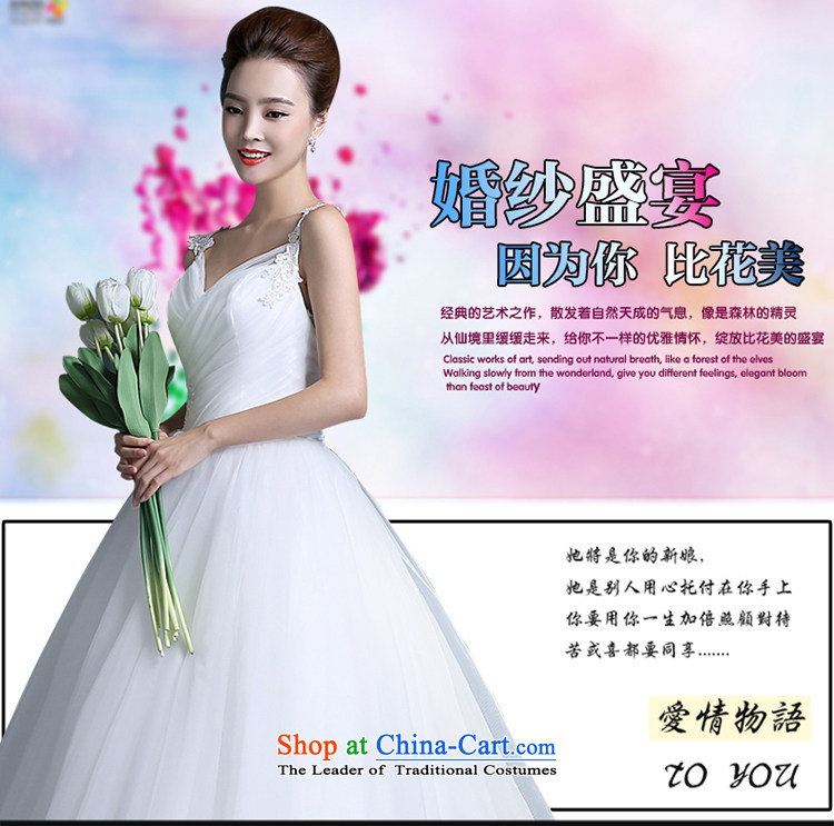 Use the new trendy fox wedding dresses Korean lace shoulders a small trailing your shoulders to simple and classy minimalist bride lace white wedding custom image, prices, brand platters! The elections are supplied in the national character of distribution, so action, buy now enjoy more preferential! As soon as possible.