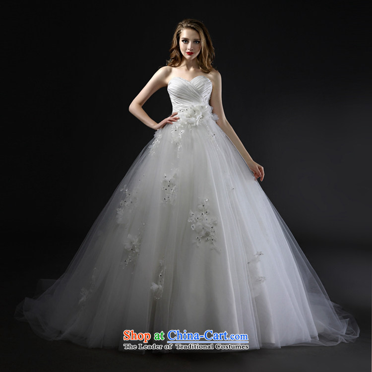 Mr model wedding advanced tailored 2015 new Korean version manually with flowers and chest bon bon A skirt tail Top Loin of large pregnant women for larger wedding tailor the35-day delivery picture, prices, brand platters! The elections are supplied in the national character of distribution, so action, buy now enjoy more preferential! As soon as possible.