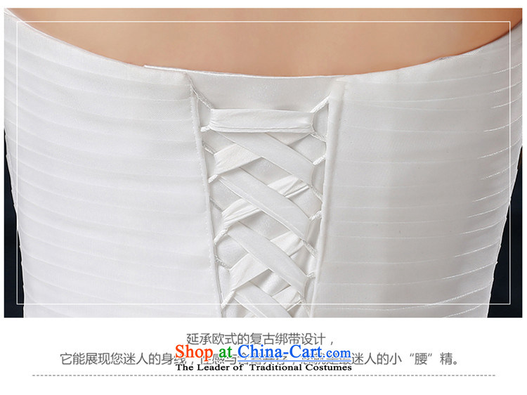 2015 Korean hannizi spring and summer new anointed chest modern large graphics thin minimalist bride White XXL pictures wedding, prices, brand platters! The elections are supplied in the national character of distribution, so action, buy now enjoy more preferential! As soon as possible.