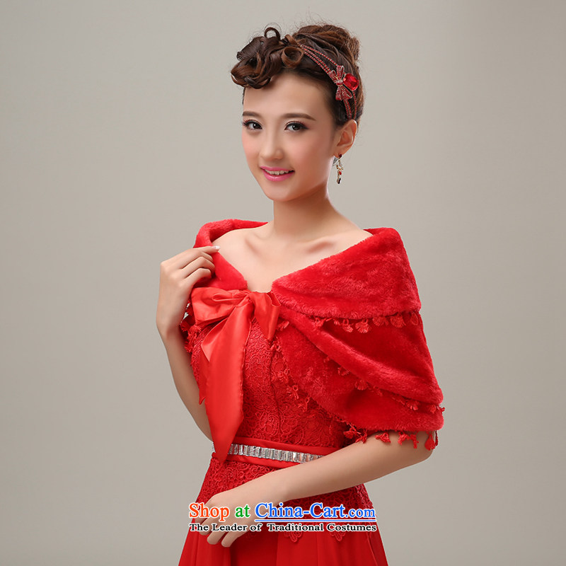 Embroidered bride brides is wedding dresses accessories bride shawl edging gross lace styling ultra-sin, embroidered red bride shopping on the Internet has been pressed.