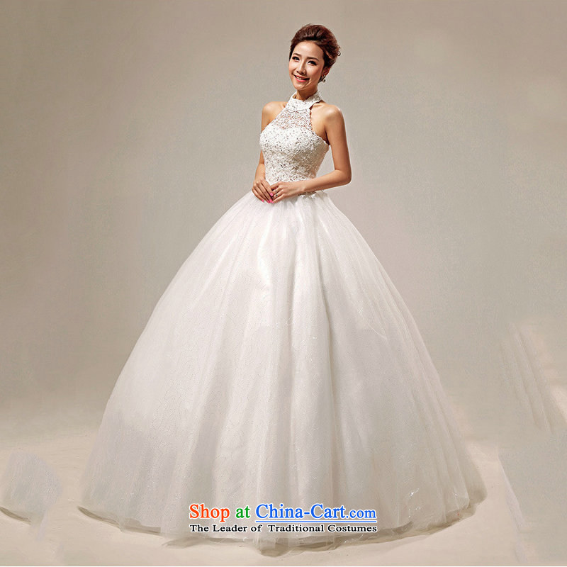 Optimize the new 2015 Hong-wedding Korean sweet large public primary hang also wedding fashion bridal lace straps to align XS7031 wedding package�L