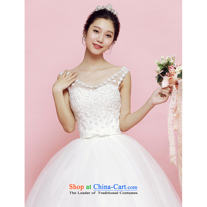 In accordance with the card of card M M 2015 NEW Summer Wedding Korean lace bon bon skirt to align the wedding video thin white marriages , L, M card mystery card (MEKAMIKA) , , , shopping on the Internet