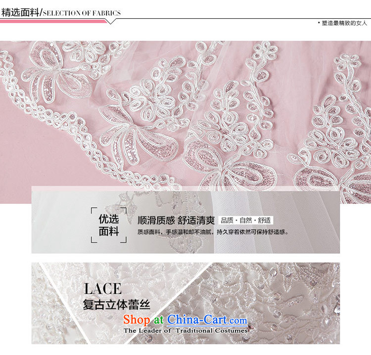 Love of the life of the new 2015 Autumn Korean lace princess bon bon skirts and chest diamond anointed chest video thin tail short of a wedding dress white XS picture, prices, brand platters! The elections are supplied in the national character of distribution, so action, buy now enjoy more preferential! As soon as possible.
