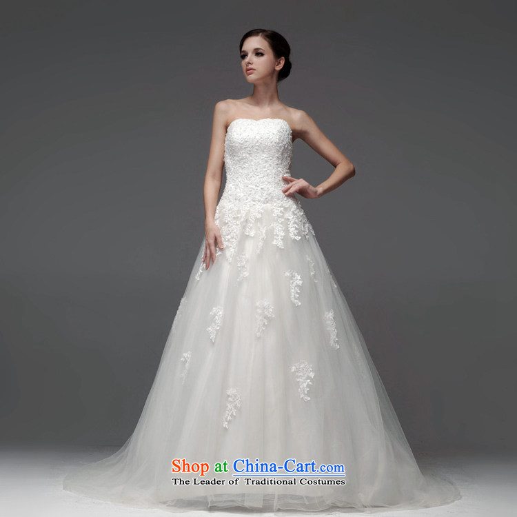 A lifetime of 2015 New wedding dresses lace anointed chest lace Foutune of thin A skirt graphics to align the wedding NW0708  165/90A white 30 days pre-sale picture, prices, brand platters! The elections are supplied in the national character of distribution, so action, buy now enjoy more preferential! As soon as possible.