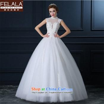 Ferrara autumn 2015 new wedding dresses A skirt marriages to align ...