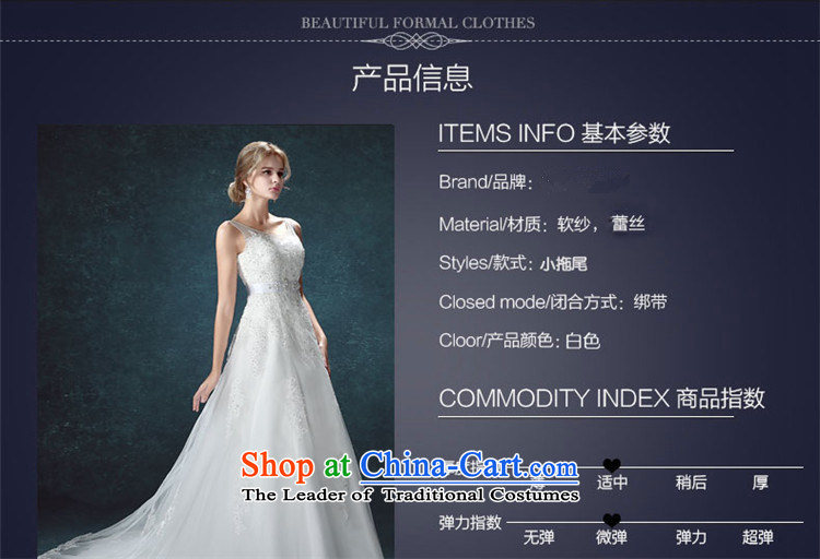 Hunnz long 2015 lace a small shoulder tail field elegant minimalist straps bride wedding White聽M picture, prices, brand platters! The elections are supplied in the national character of distribution, so action, buy now enjoy more preferential! As soon as possible.