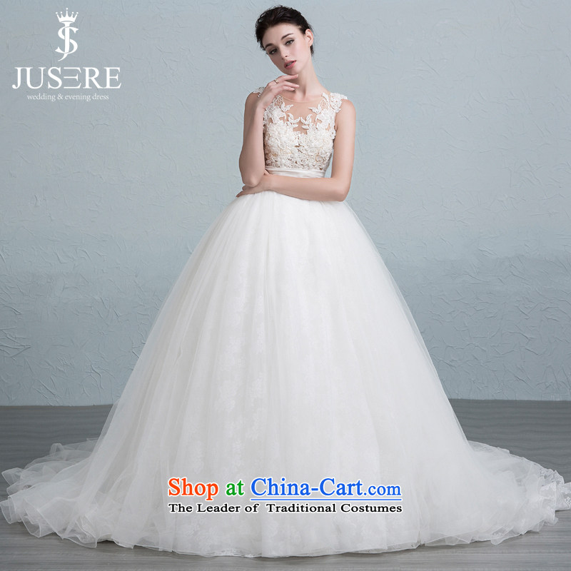 There is set li zi wedding dresses Korean straps small trailing white Sau San?6