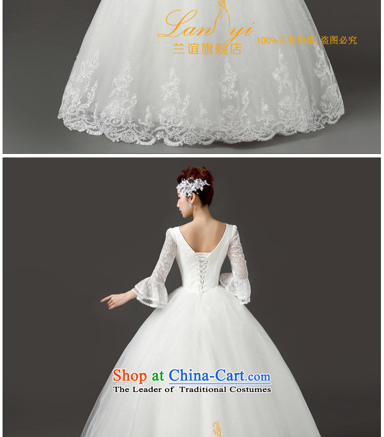 In 2015 the new friends marriages wedding of autumn and winter Korean version 9 to the thin word cuff shoulder marriage horn cuff wedding winter wedding white L waist 2.1 foot picture, prices, brand platters! The elections are supplied in the national character of distribution, so action, buy now enjoy more preferential! As soon as possible.