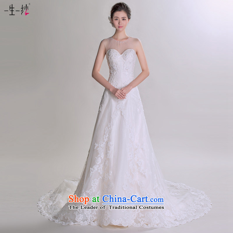 The core kyung dong fell in love with the same ultra-template 2015 new large Korean style wedding custom wedding 401501240 white tailored for not returning the not-for-